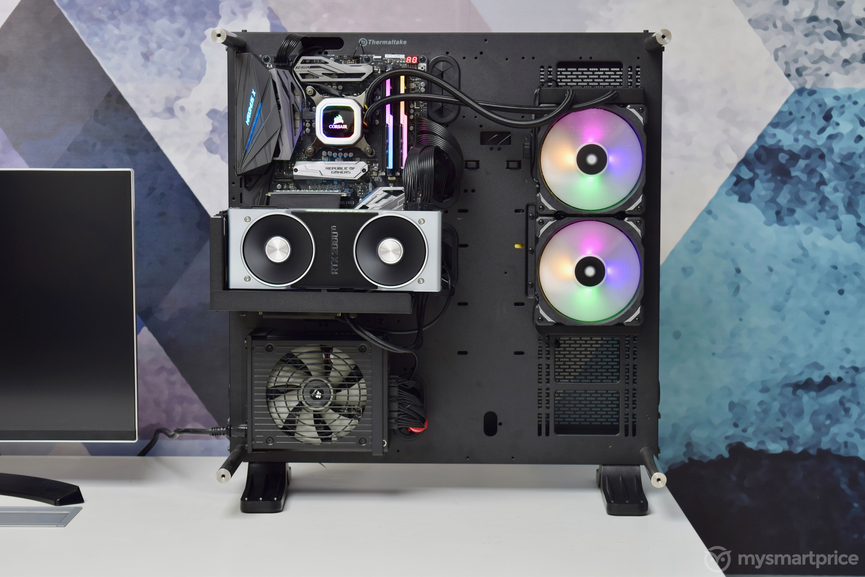 Corsair H115i RGB Platinum Review: Excellent Performance, Beautiful Design  - MySmartPrice