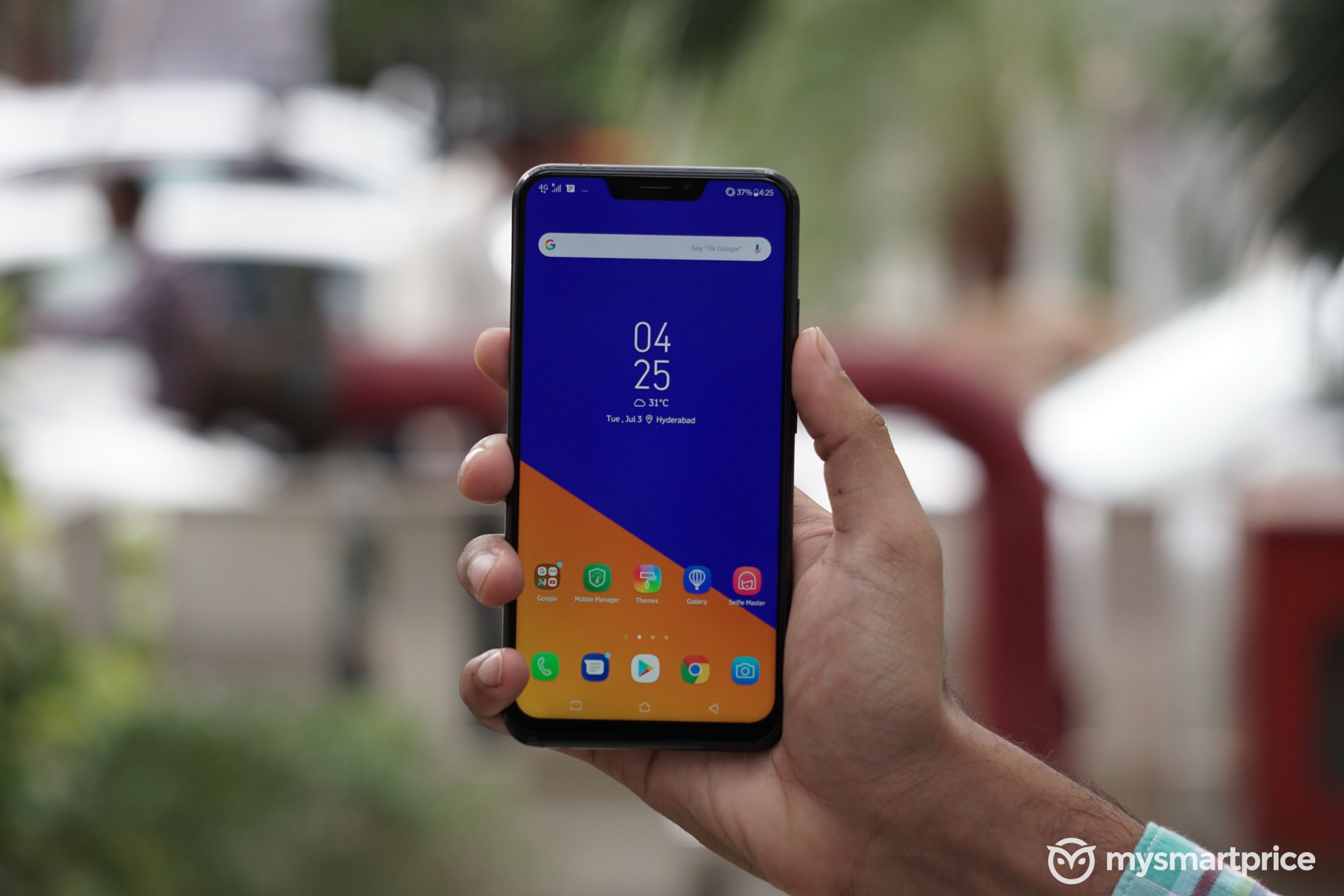 ASUS Zenfone 5Z: What we think about its design and software