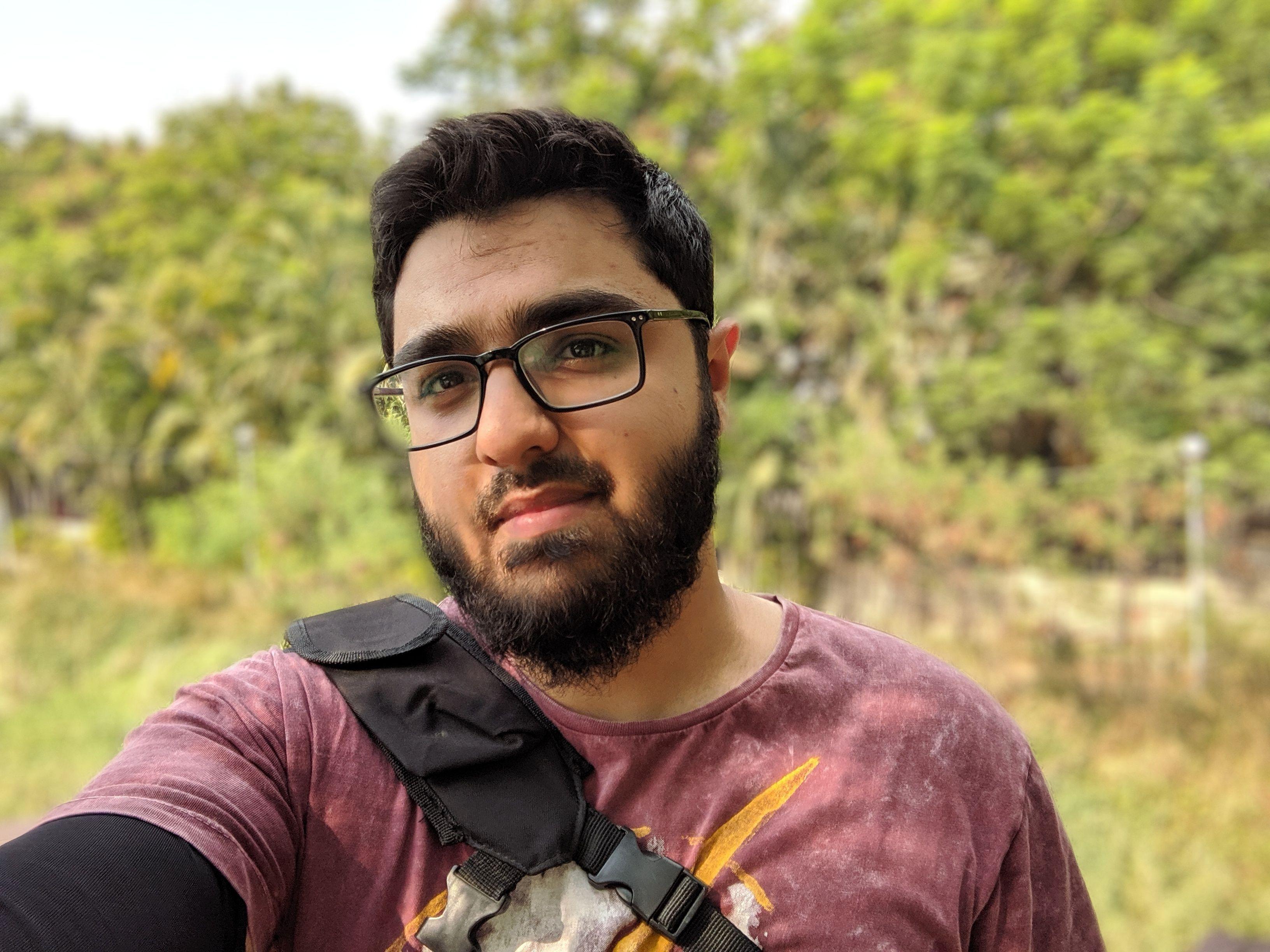 Google Pixel 3a Camera Sample