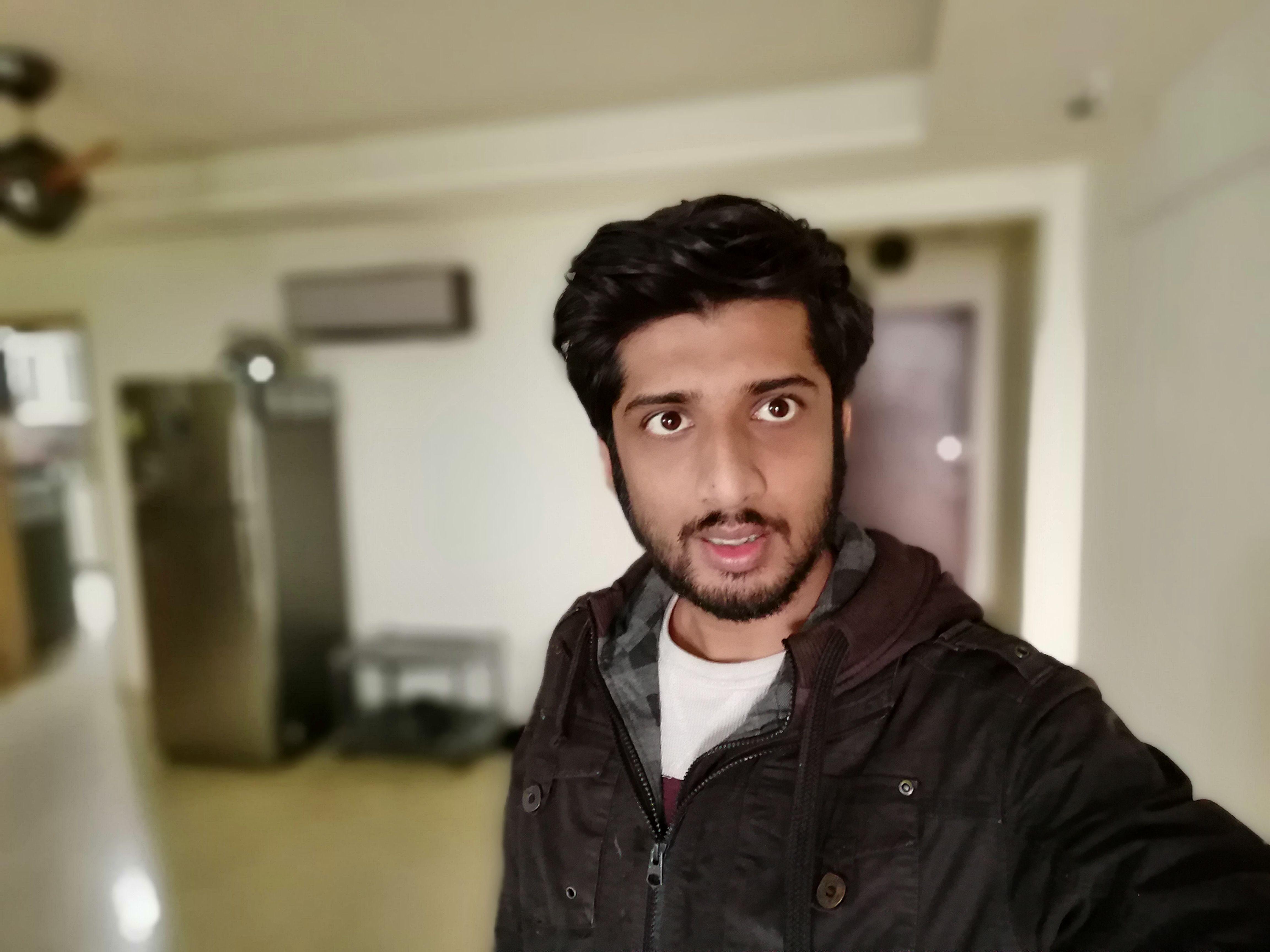 HONOR 9X - Camera Sample - Selfie Portrait