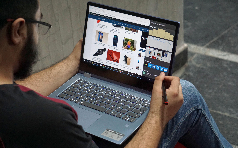 Lenovo Yoga 530 Review: A Portable Powerhouse On A Budget - MySmartPrice