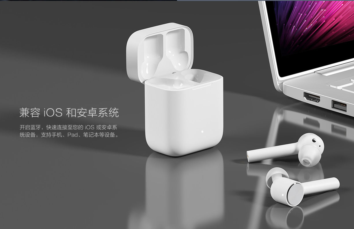Xiaomi Mi Air True Wireless Earbuds Launched In China Mysmartprice