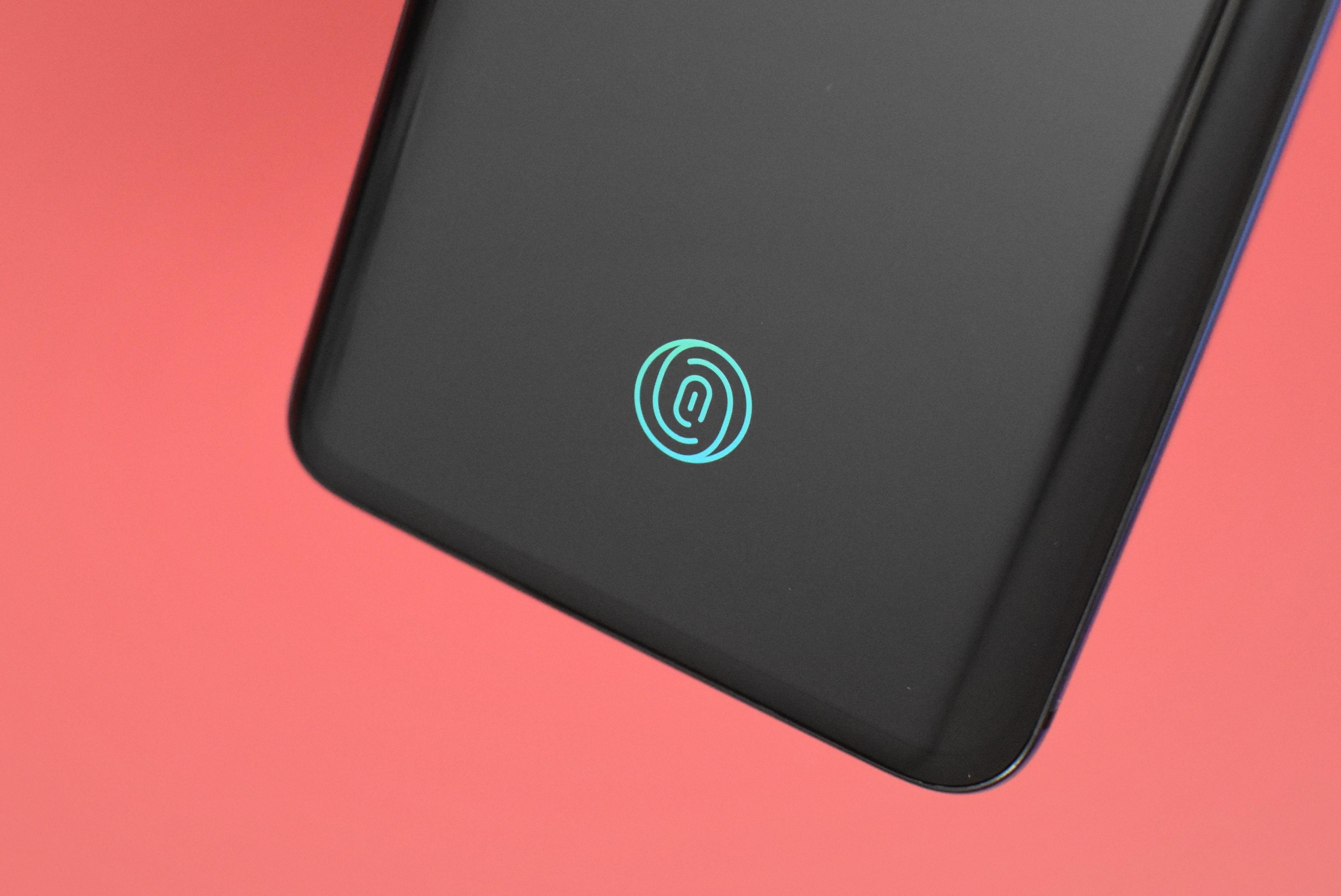 OnePlus 7T Pro Fingerprint Reader