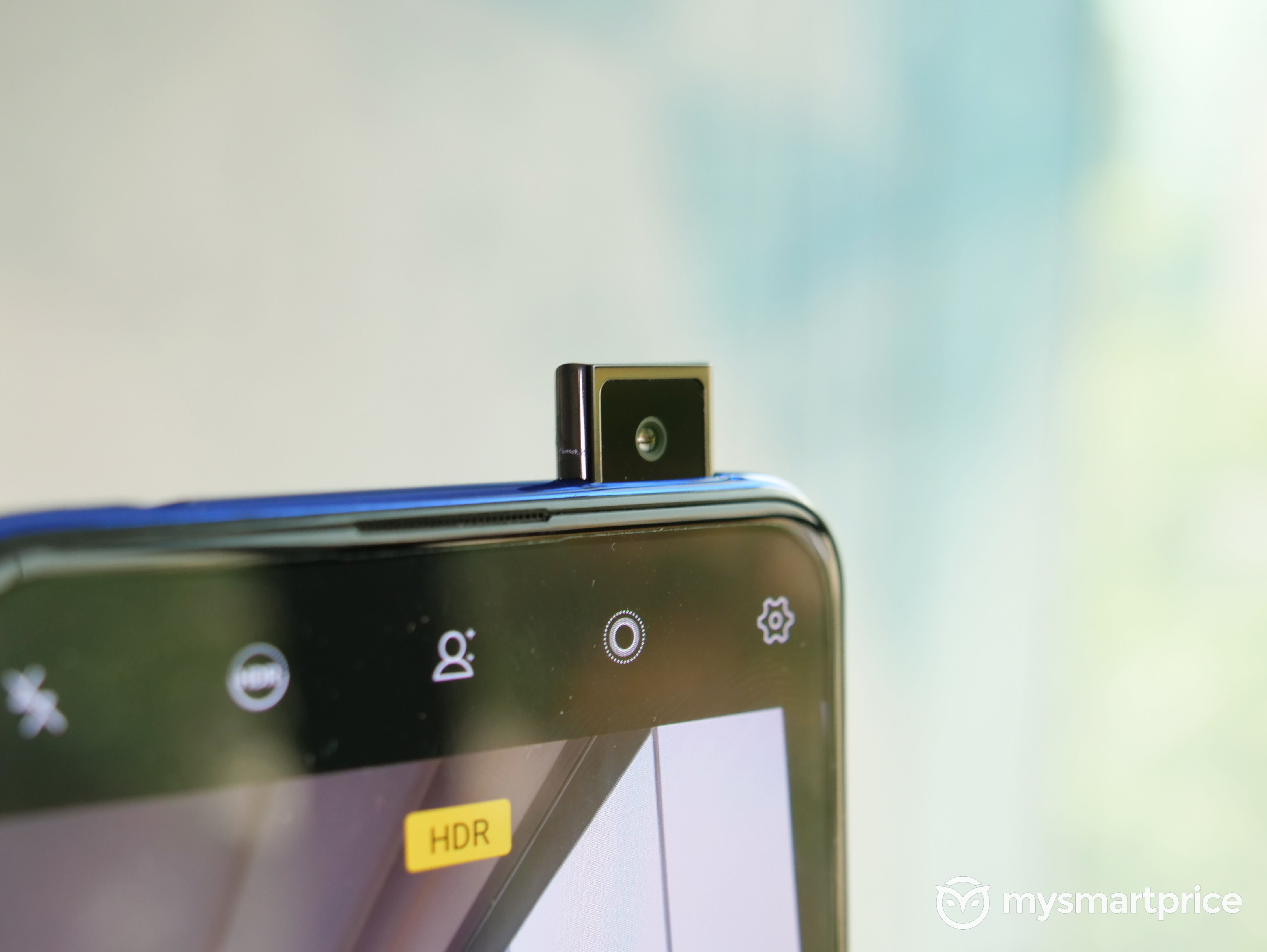 vivo v15 pro pop up camera