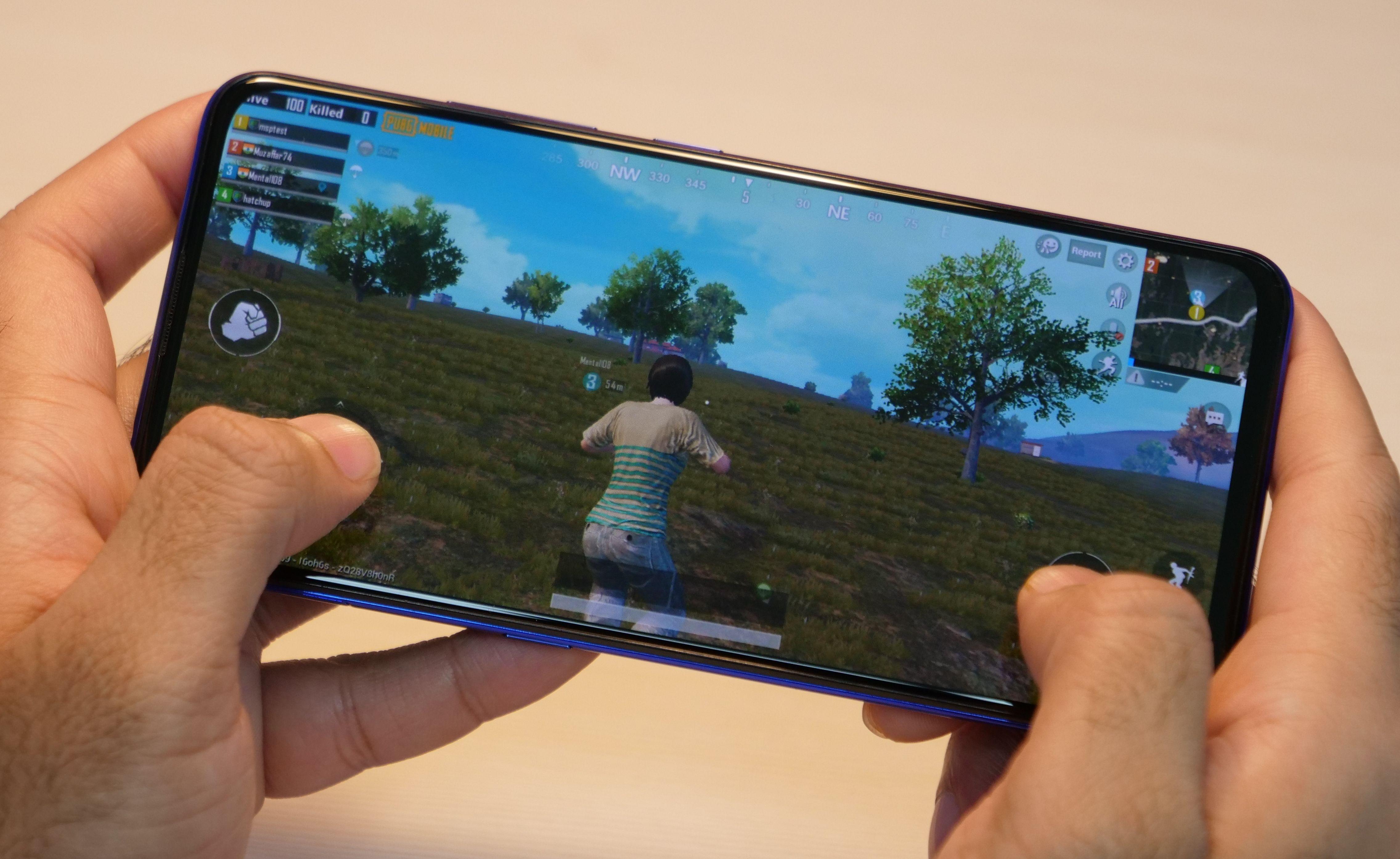 Vivo V15 Pro gaming