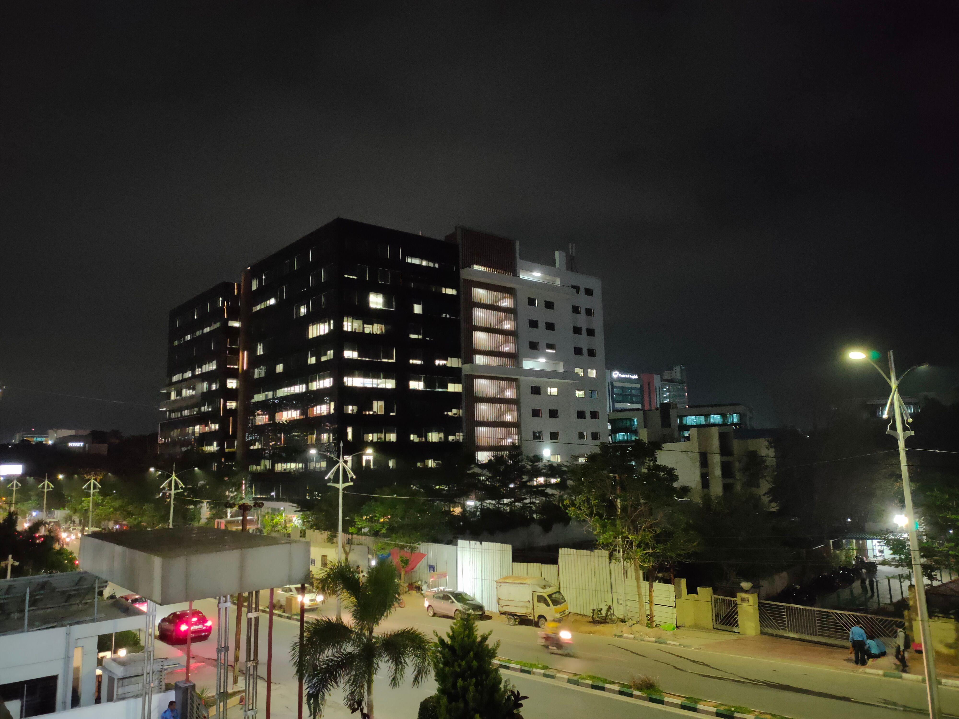 Realme X Camera Sample - Low Light Outdoor