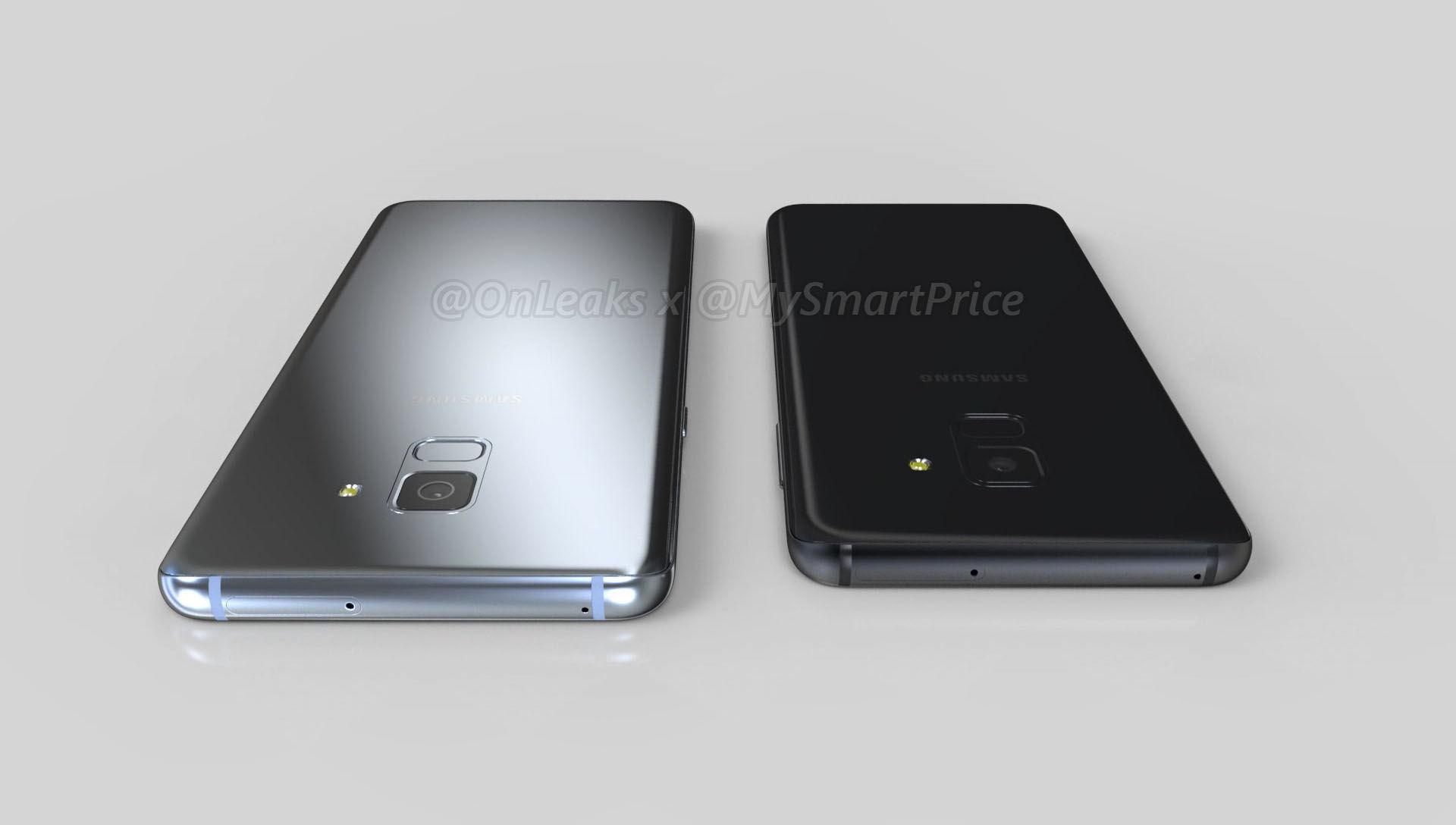 Samsung Galaxy A5 A7 (2018)
