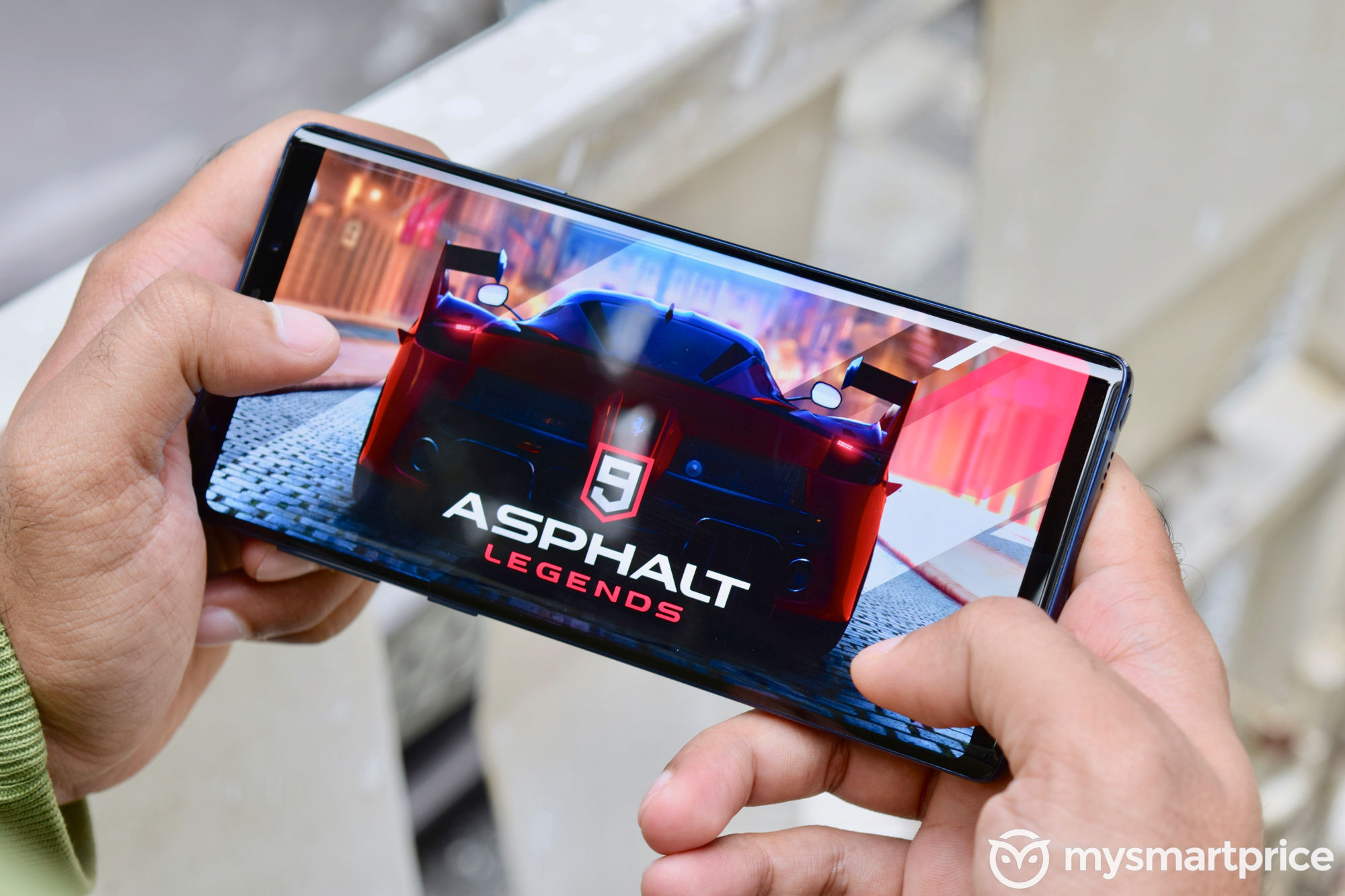 Samsung Galaxy Note 9 - Gaming Performance