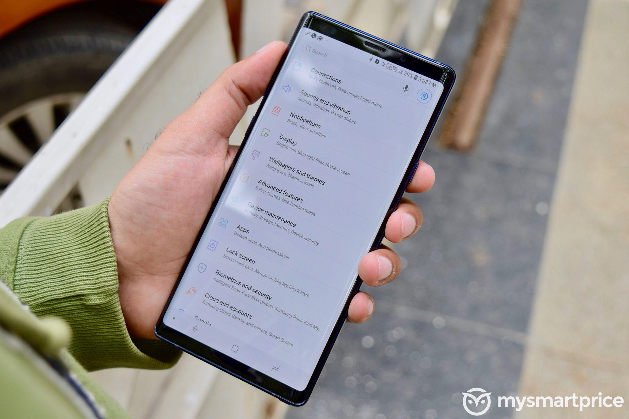 Samsung Galaxy Note 9 Review: A No-Compromise Android Smartphone -  MySmartPrice
