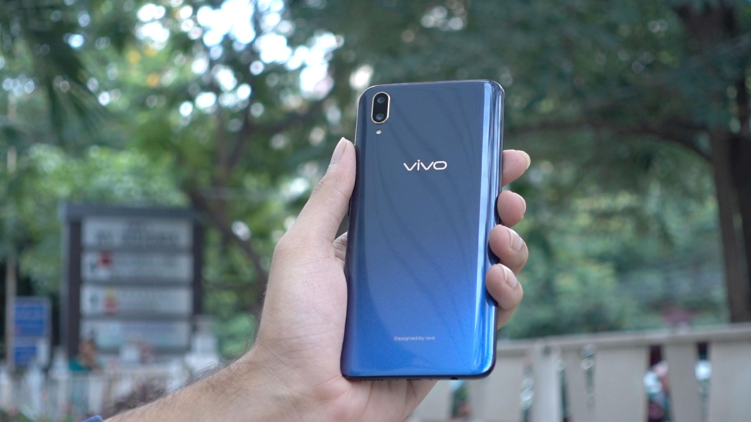 OPPO F9 Pro vs Vivo V11 Pro Mid-range Android Phones Face