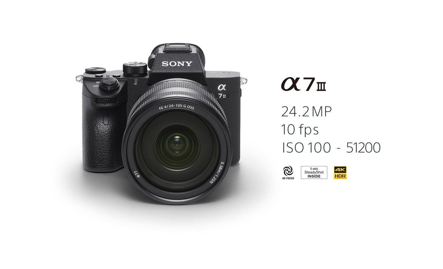 Sony A7 III full-frame mirrorless camera launched in India