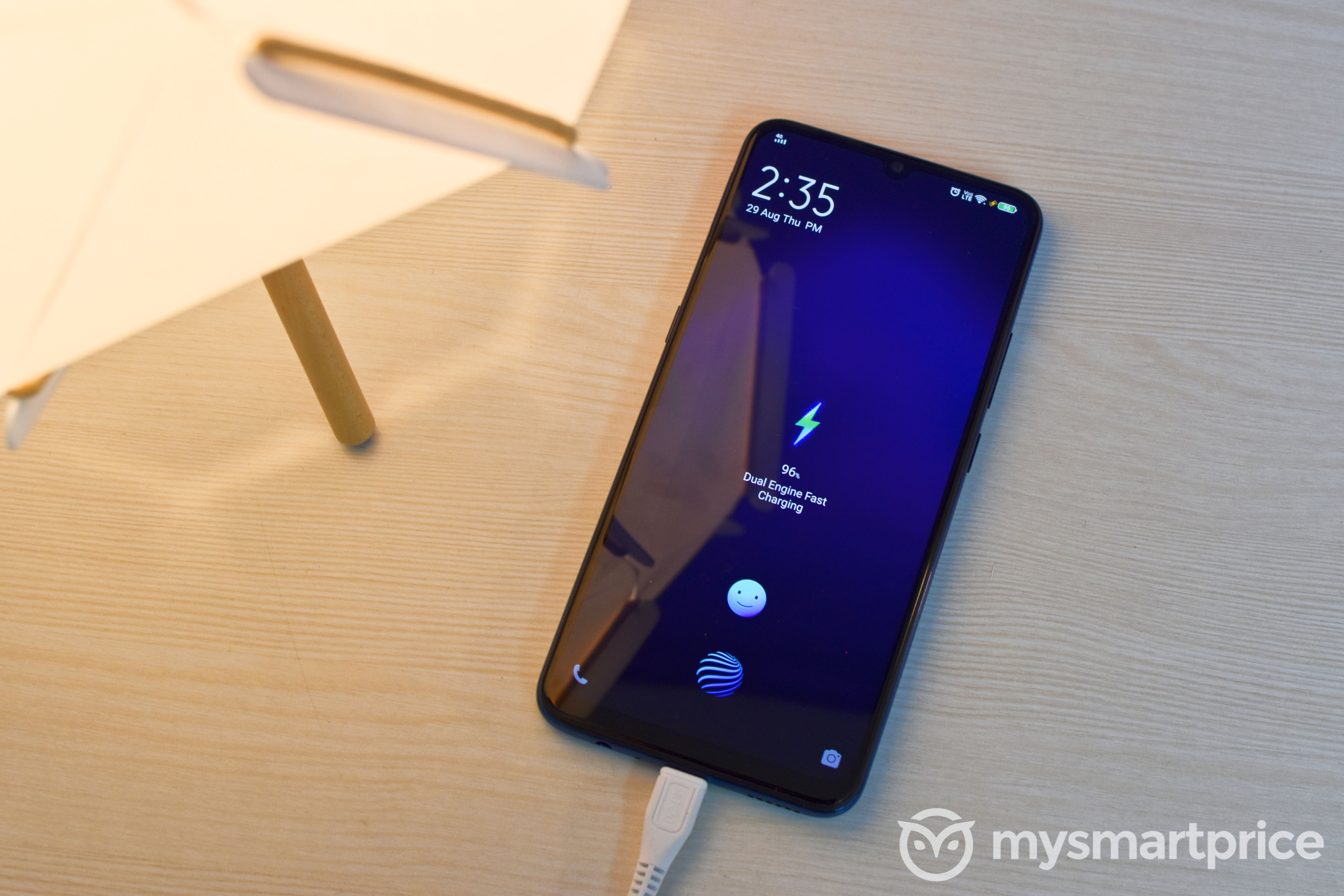 Vivo S1 Review Battery
