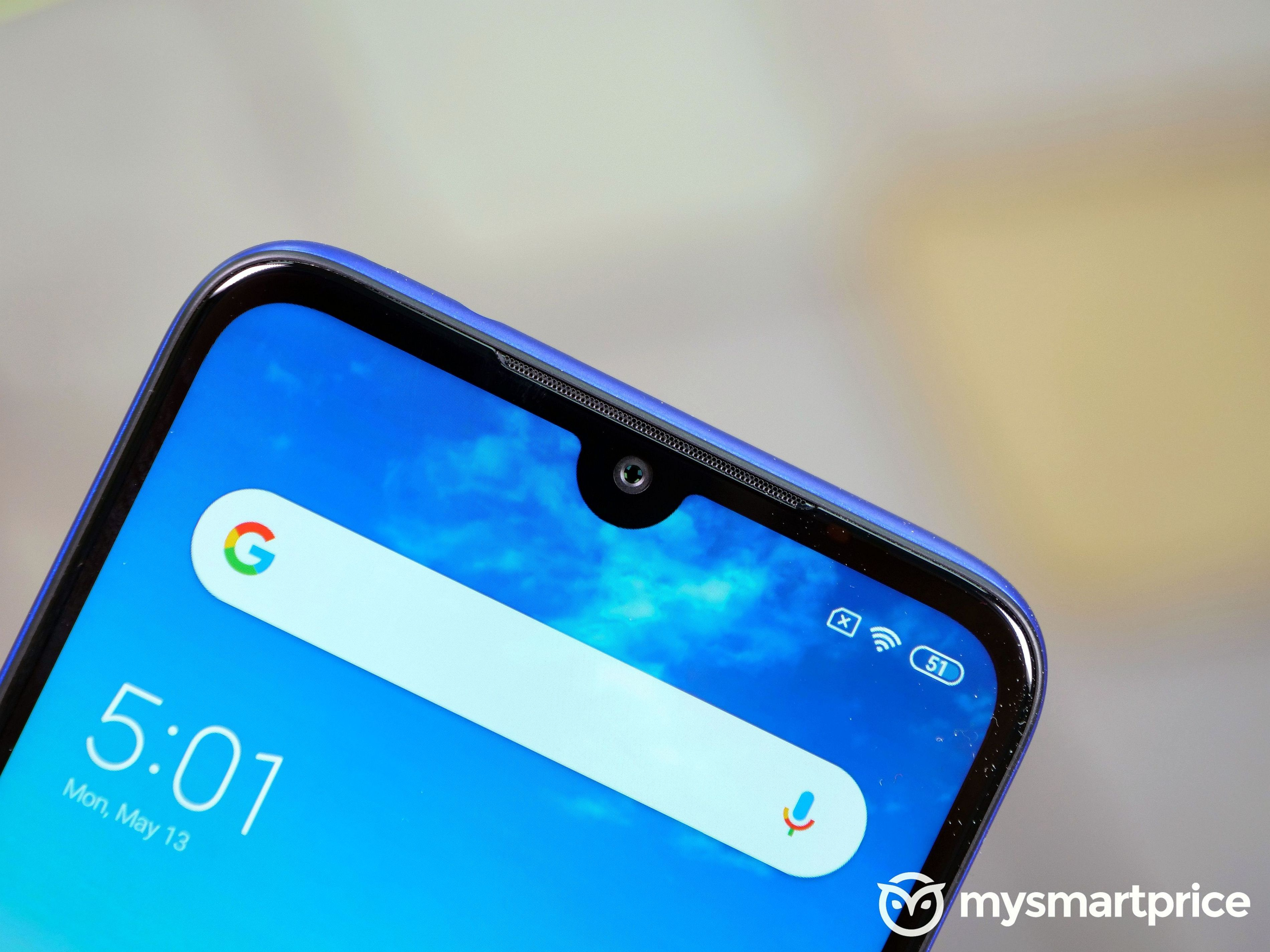 Xiaomi Redmi 7 Review Notch