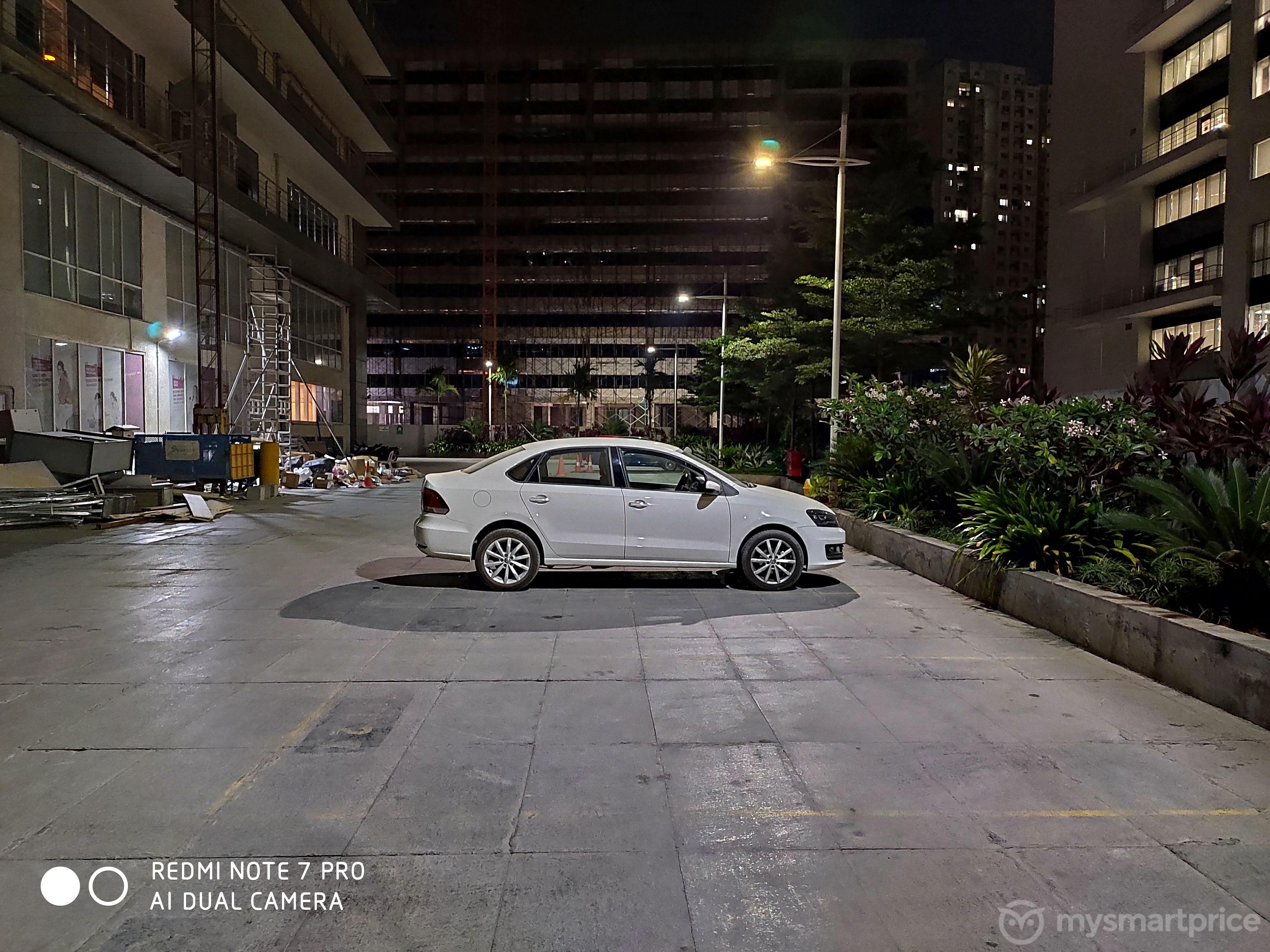 Xiaomi Redmi Note 7 Pro Lowlight Camera Sample 26 (Night Mode)