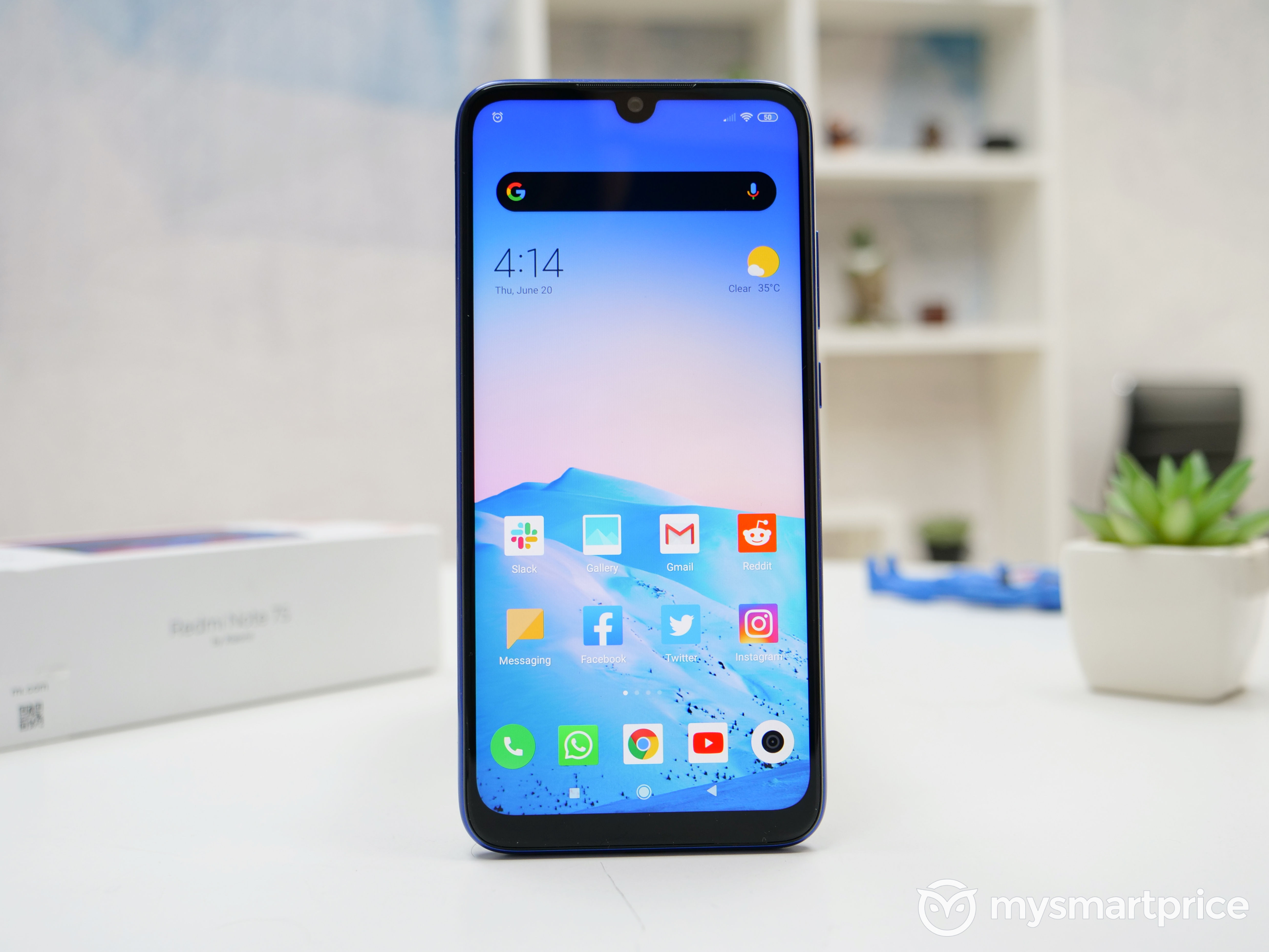 Xiaomi Redmi Note 7S Review