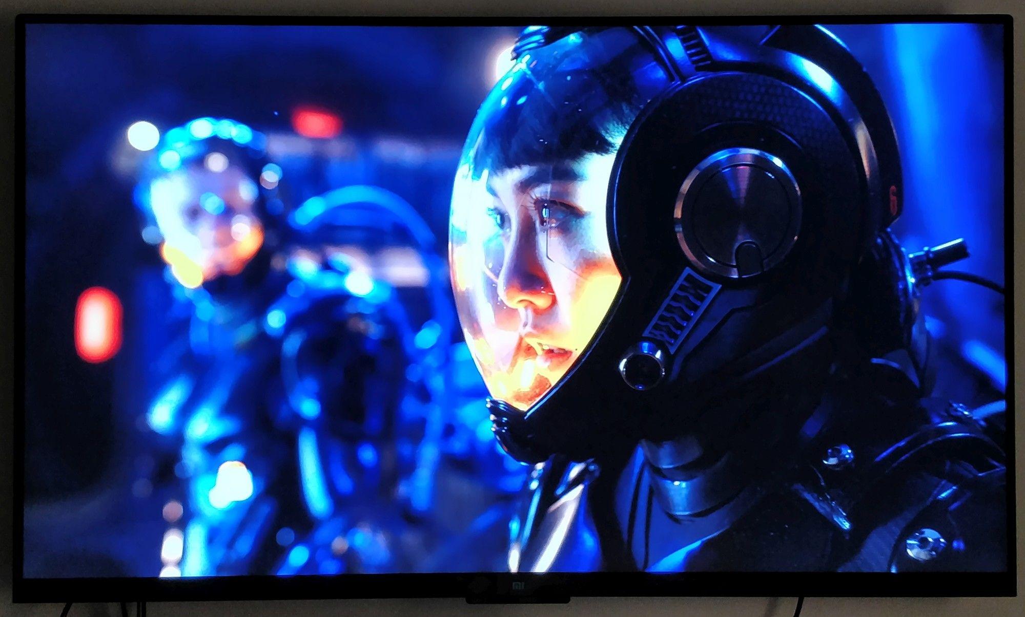Xiaomi Mi TV 4 UHD HDR Blu-ray