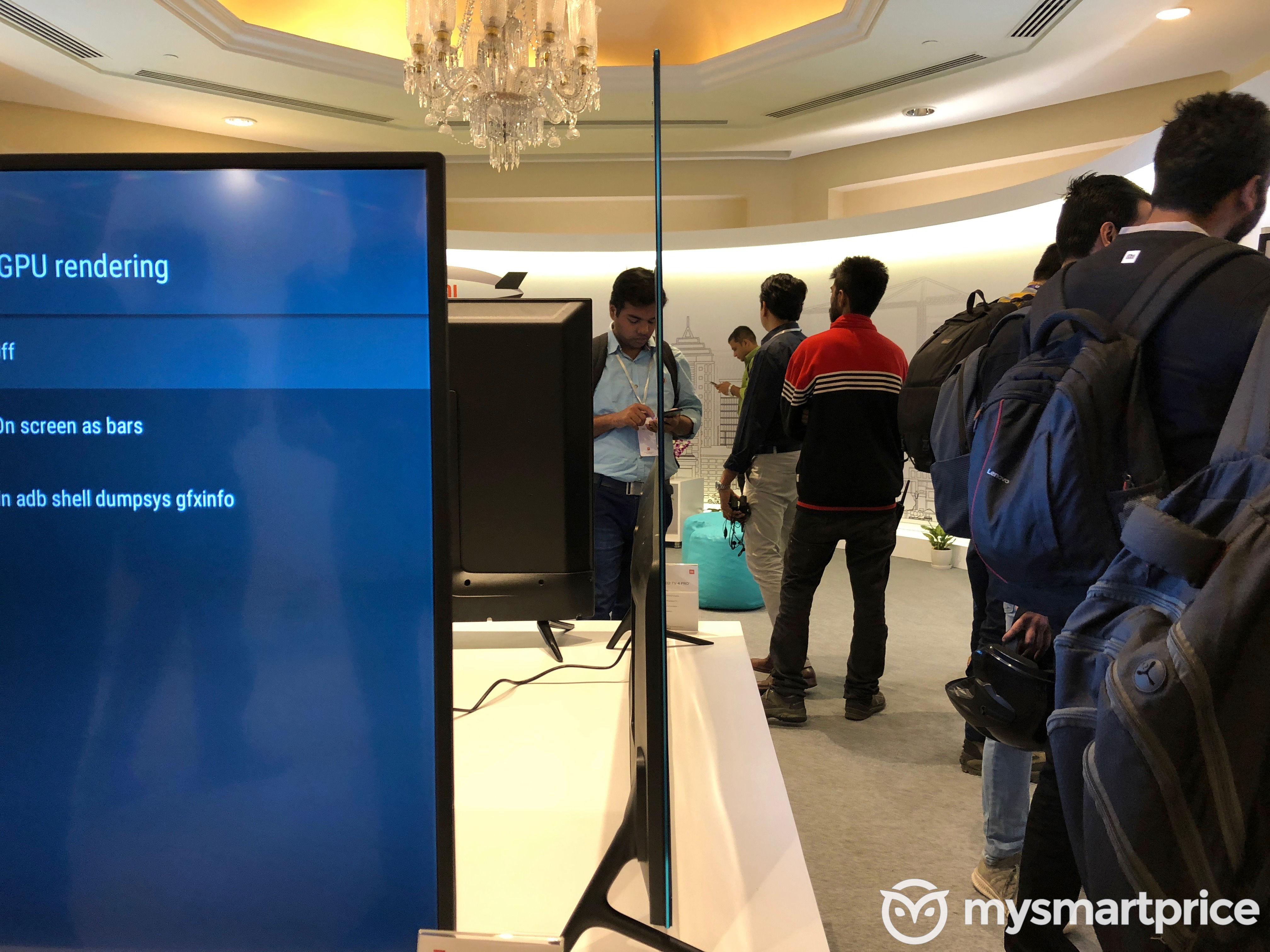 Mi TV 4 Pro 55-inch, Mi TV 4A Pro 49-inch, Mi TV 4C Pro 32