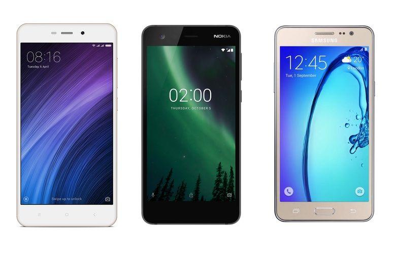 Redmi 4A vs Nokia 2 vs Samsung Galaxy On5: Price in India