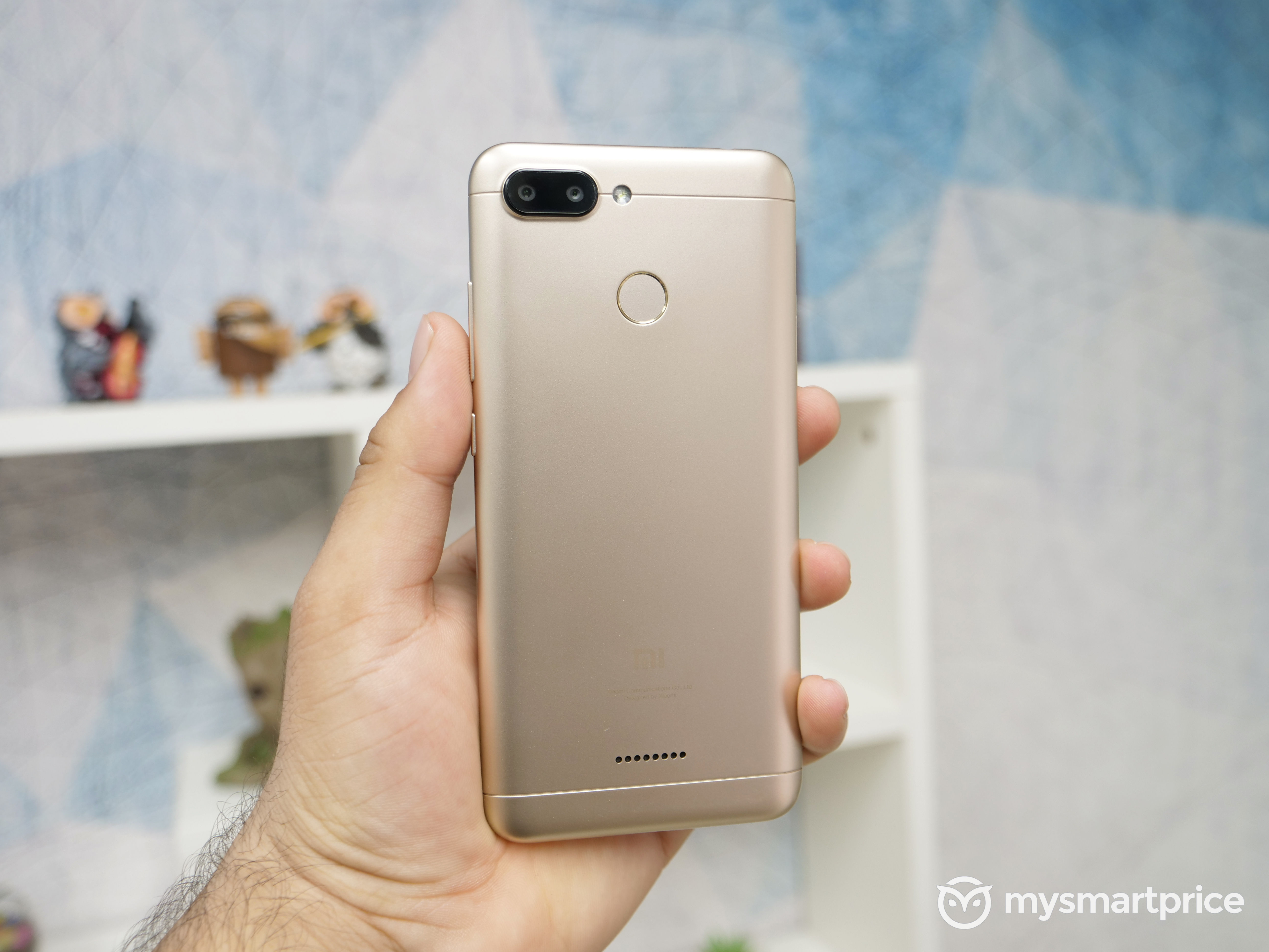 Xiaomi Redmi 6 Review: A Step Down From The Redmi 5 - MySmartPrice