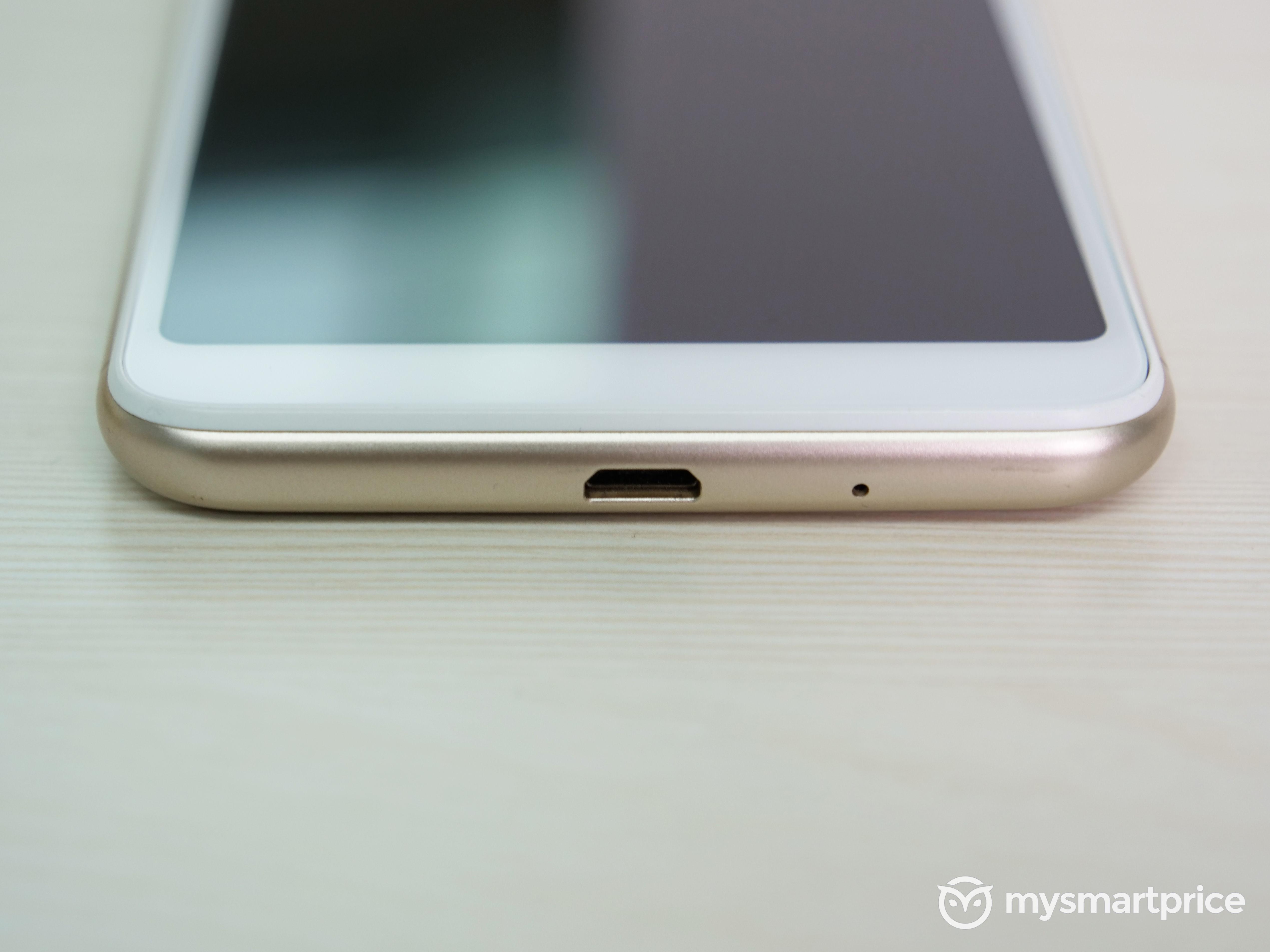Xiaomi Redmi 6 MicroUSB Port Microphone