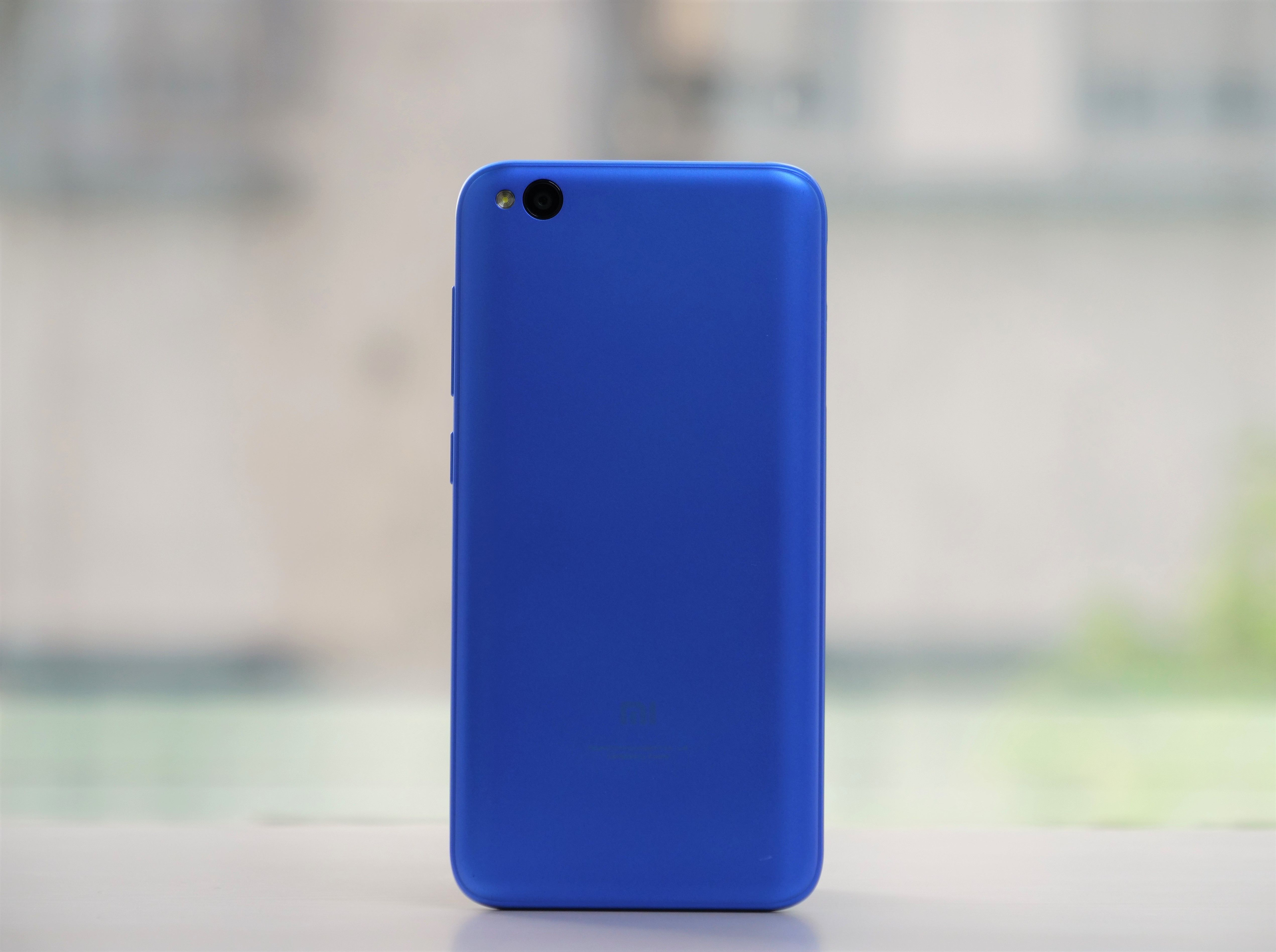 Redmi Go Back