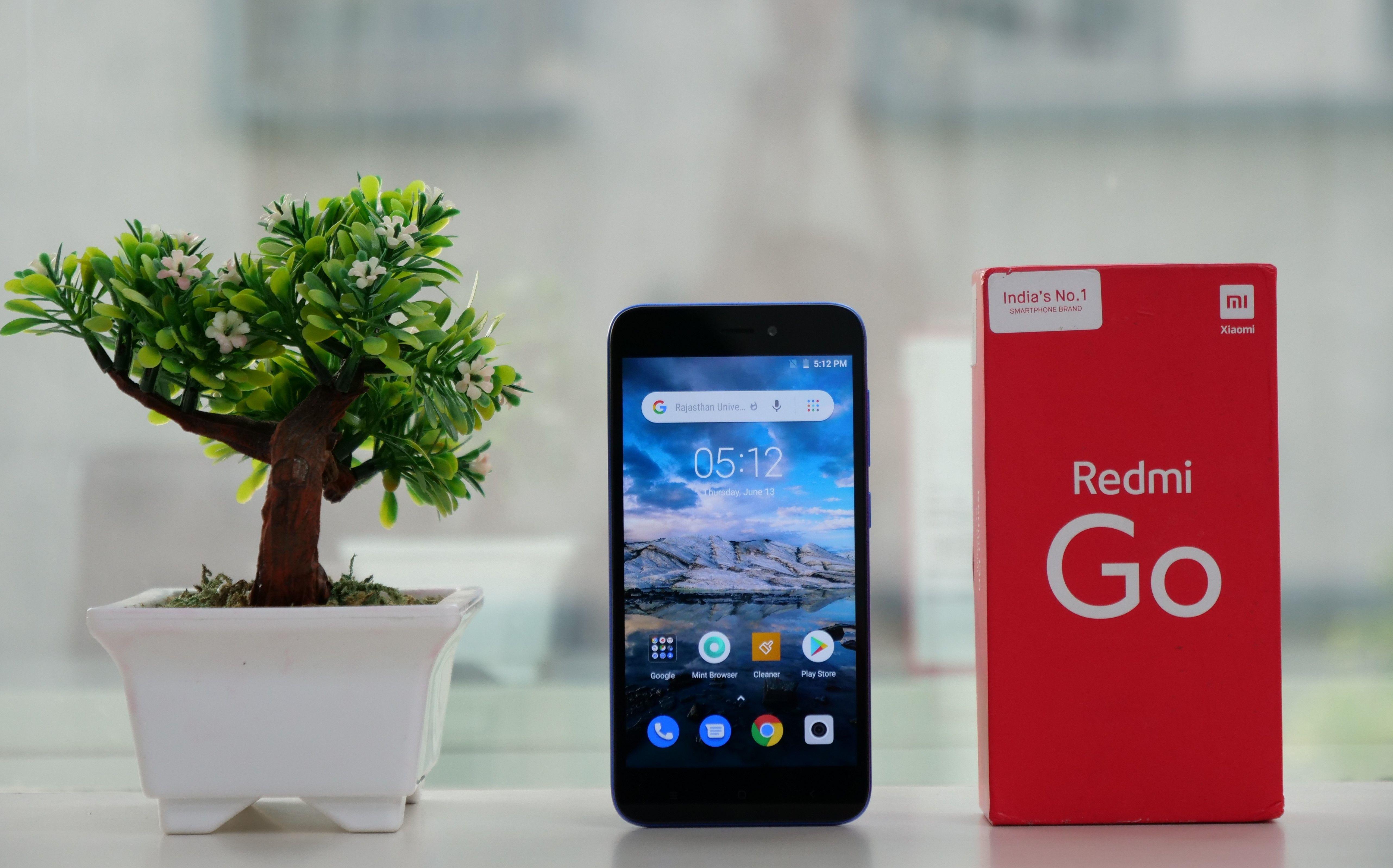 Xiaomi Redmi Go Lead