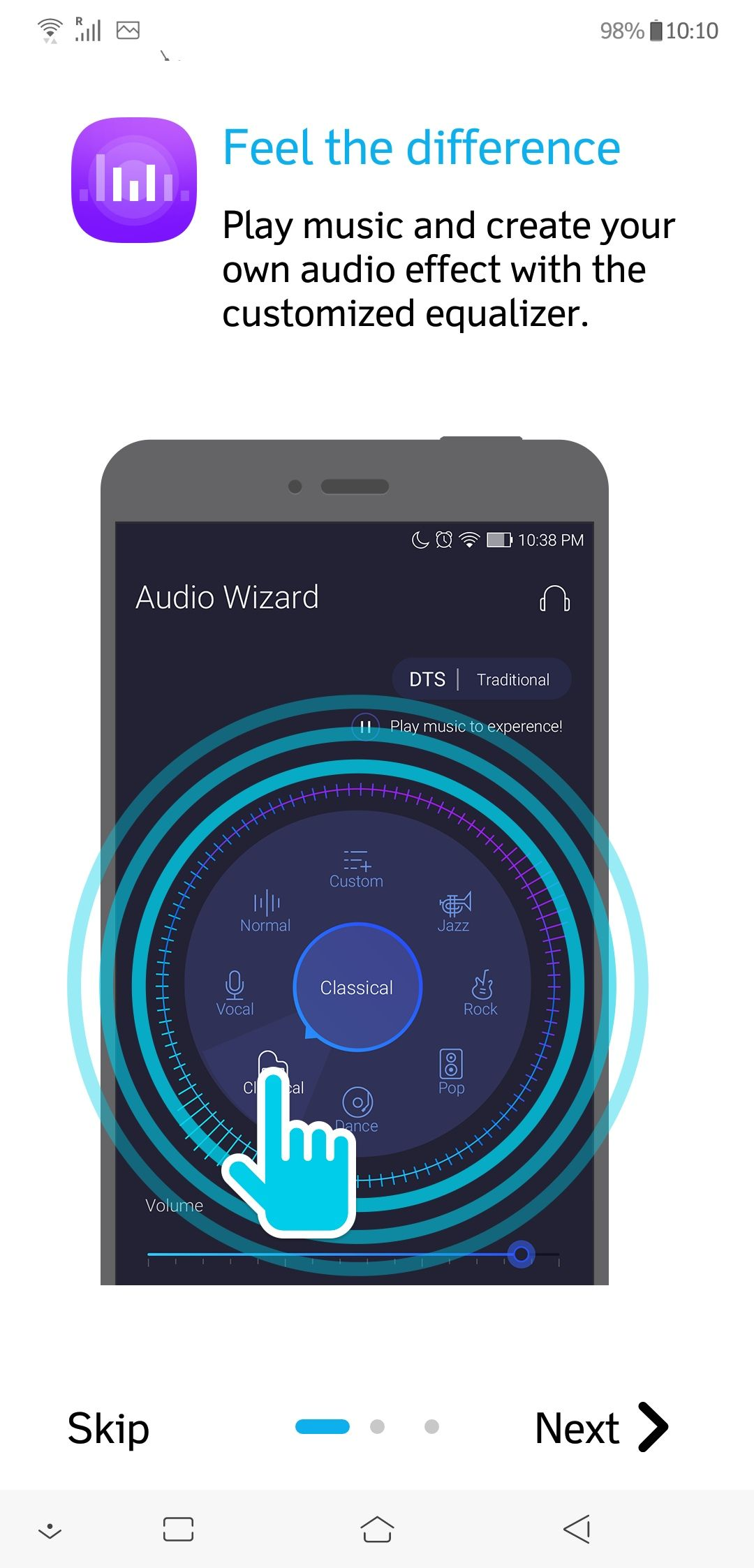 what is audiowizard
