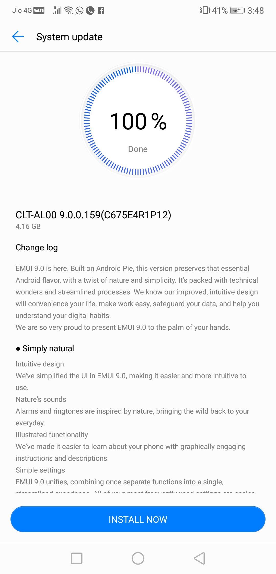 Huawei P20 Pro, Nova 3 EMUI 9 Update Brings GPU Turbo 2 0