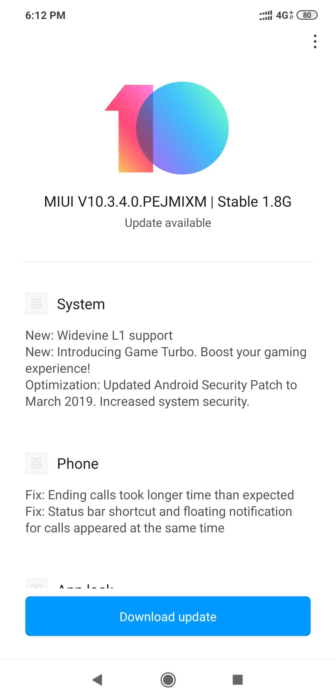 Xiaomi POCO F1 Gets Game Turbo Mode, Widevine L1 Support, 4K 60FPS