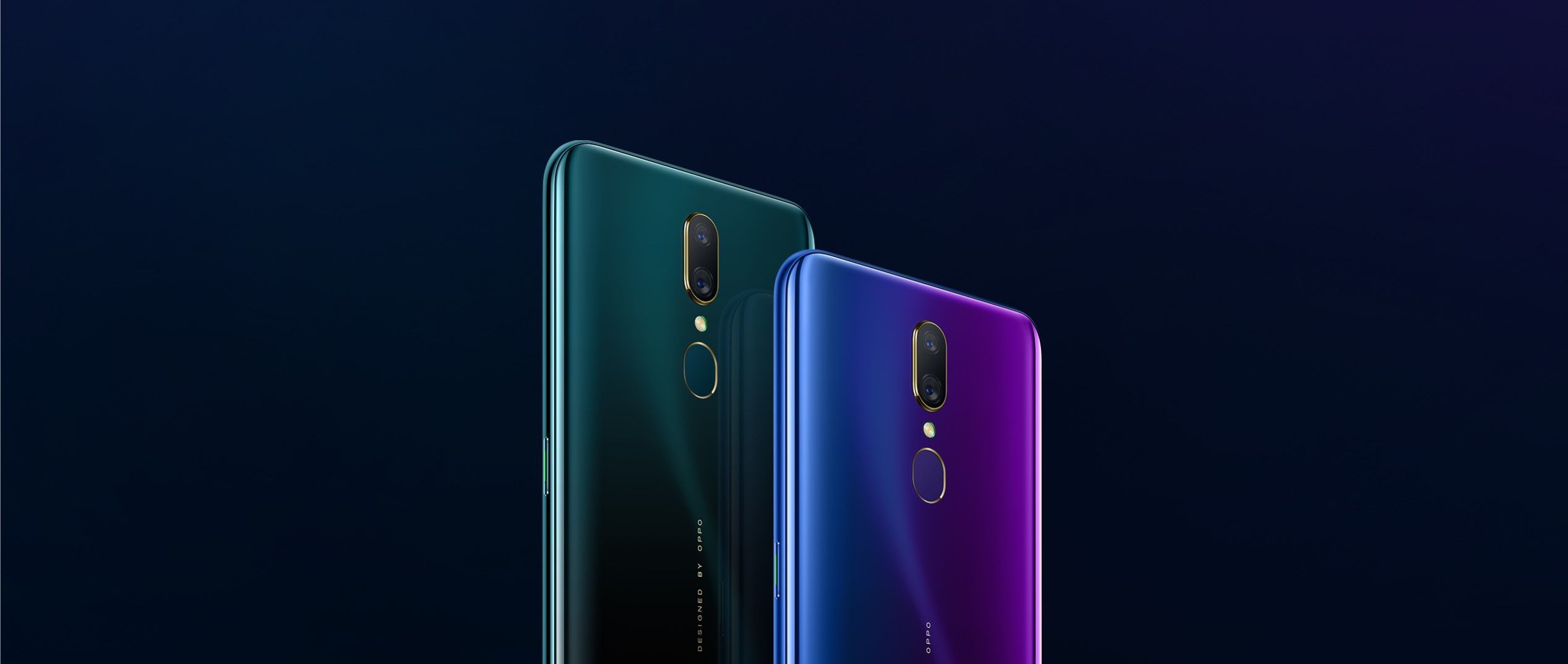 OPPO A9 Colors