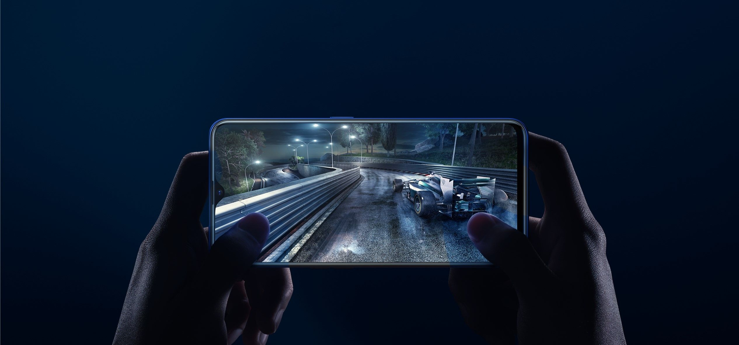 OPPO A9 Gaming Performance Hyper Boost