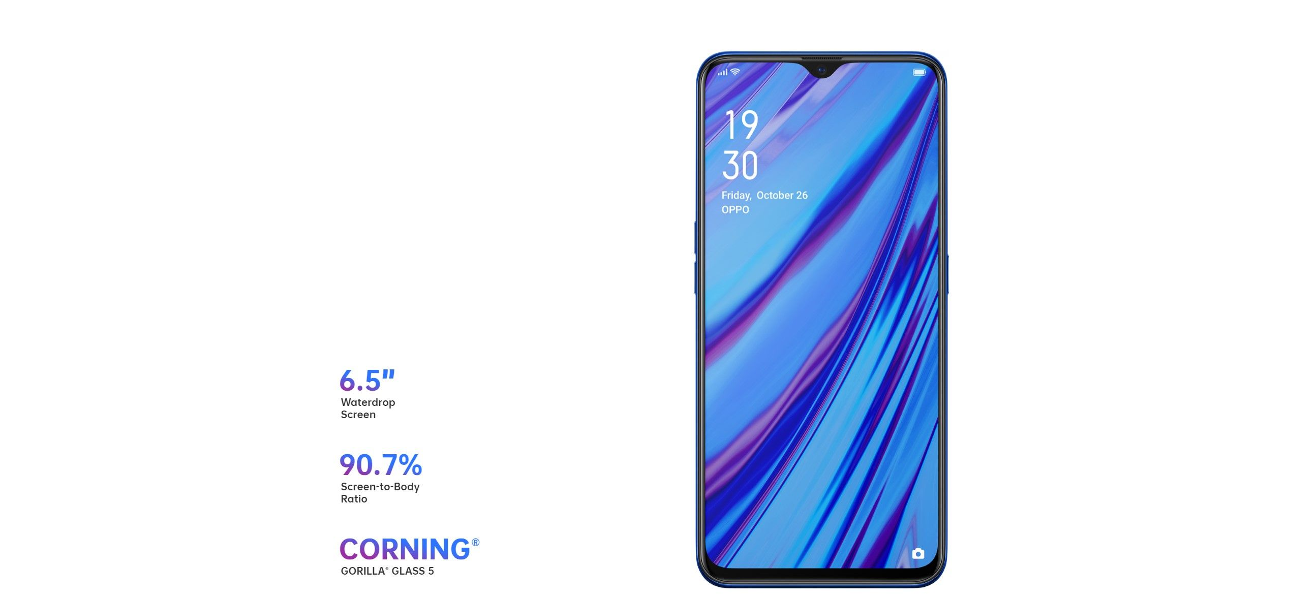 OPPO A9 IPS LCD Display