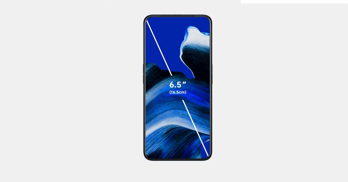 OPPO Reno2 Z Screen