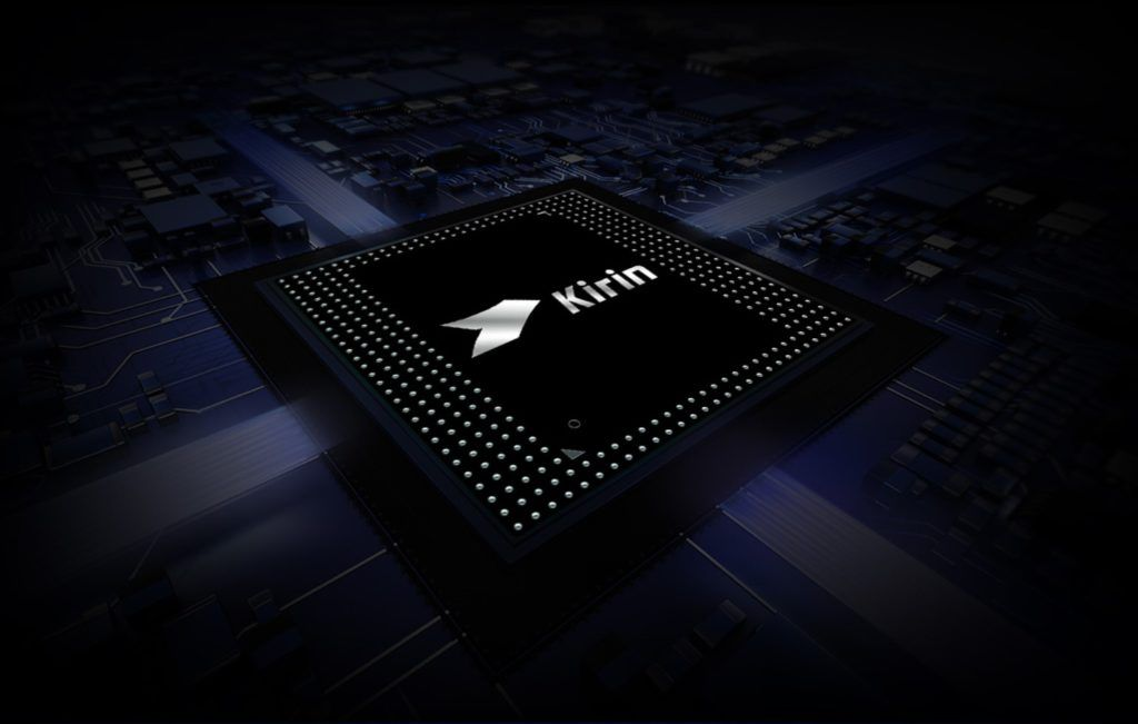 HONOR 9X Kirin 710F Processor