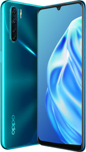 OPPO F15 Blazing Blue Edition