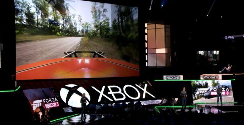 E3 2016 Microsoft Forza Horizon 3 presentation