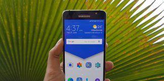Samsung Galaxy J5 (2016) - Design
