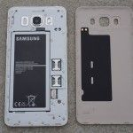 Galaxy J7 Battery Cover