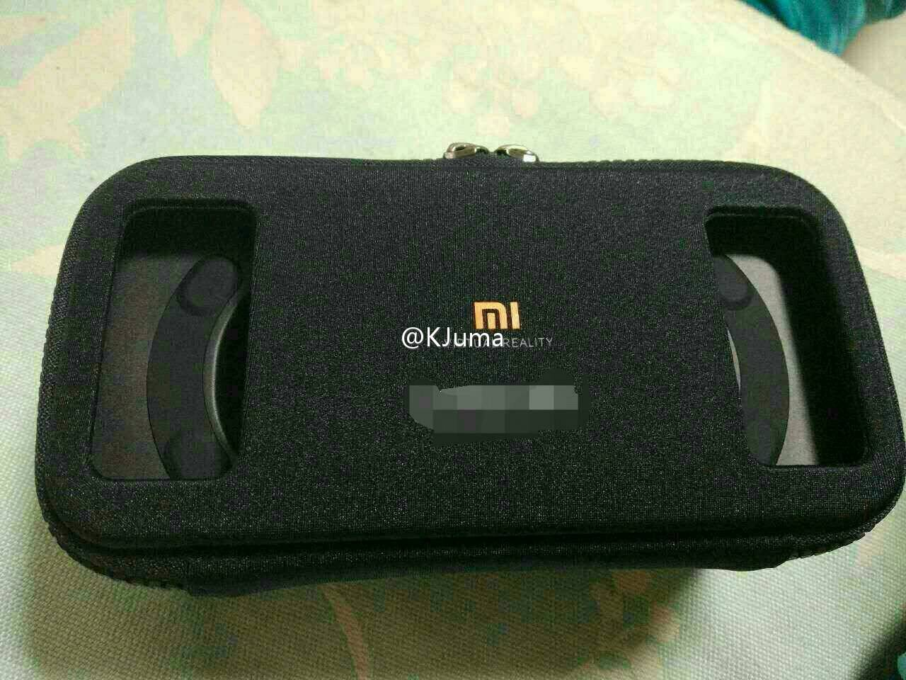 Xiaomi VR Headset leaked image
