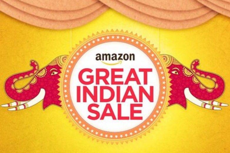 Amazon India great indian sale