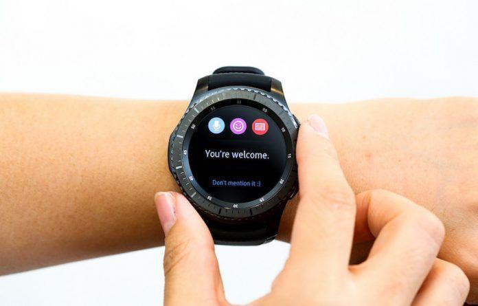 Samsung Gear S3 gets Samsung Pay