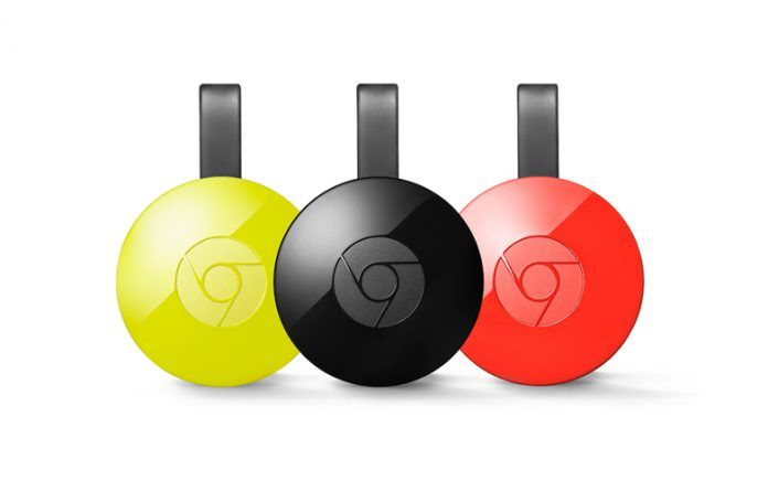 Google Chromecast Latest Version Accidentally Gets A Release