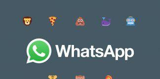 WhatsApp testing Snapchat-like stickers