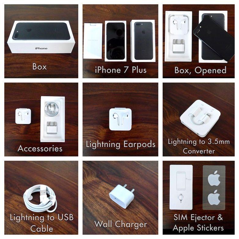 Apple iPhone 7 Plus - Unboxing