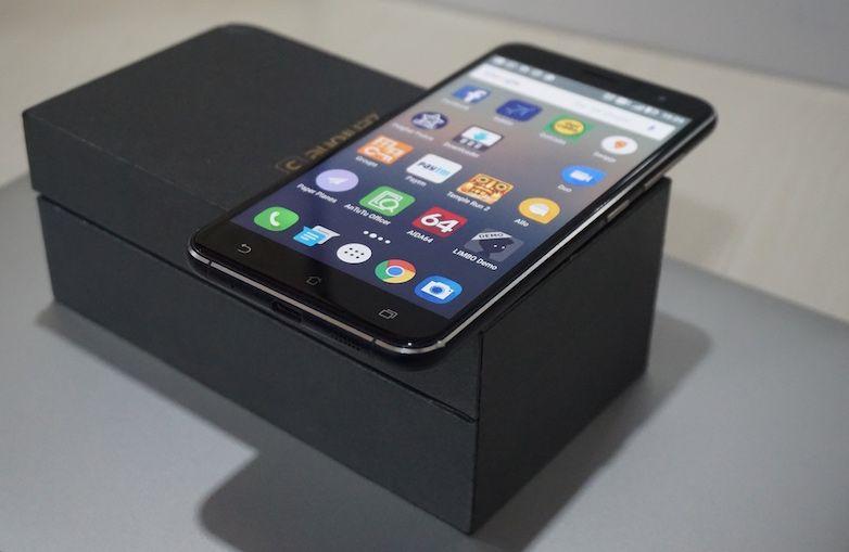 Zenfone 3 Review Box