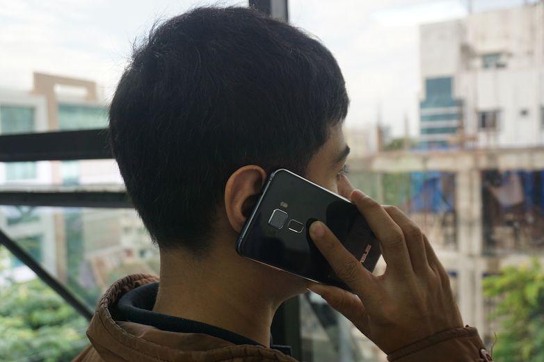 Zenfone 3 Review - Calls