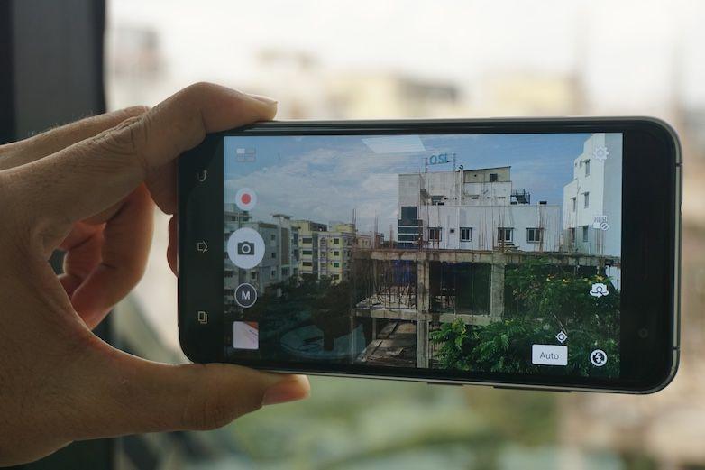 Zenfone 3 Review - Camera