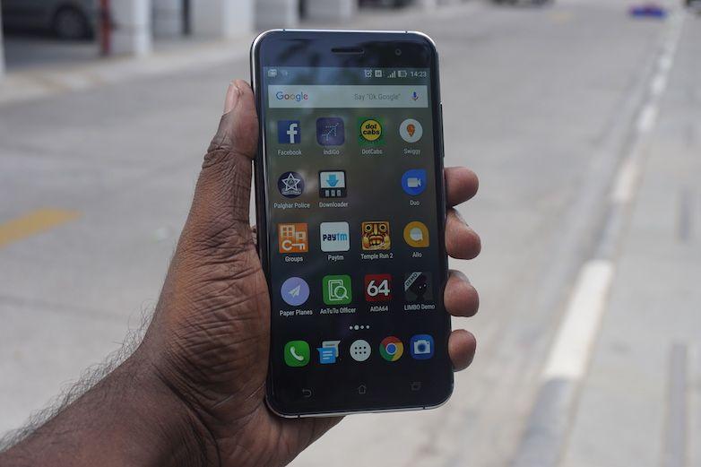Zenfone 3 Review - Dsiplay 3