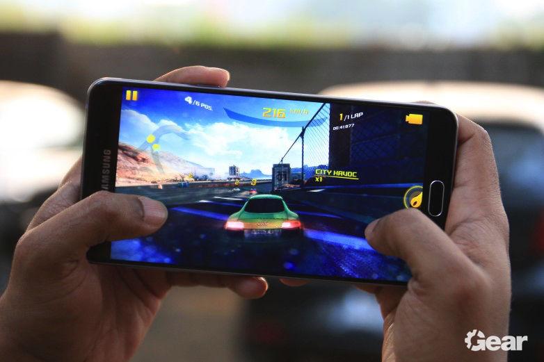 Samsung Galaxy A9 Pro Gaming