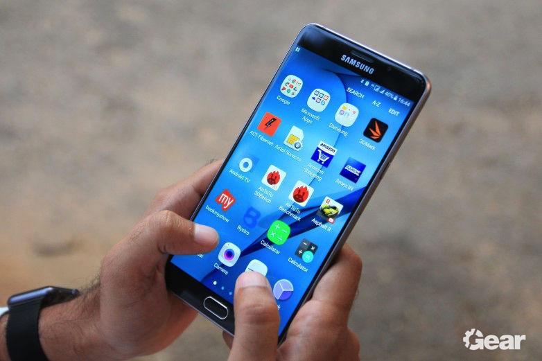 Samsung Galaxy A9 Pro Screen Size